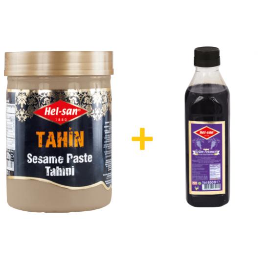 Tahin + Pekmez Süper Fırsat